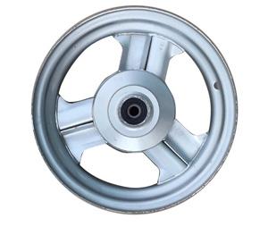 三轮摩托车钢圈使用